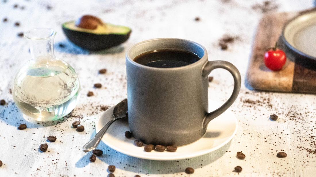 Keto kaffe med energiske oljer